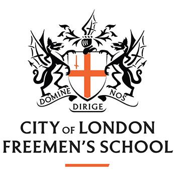 City of London Freemen's School LOGO